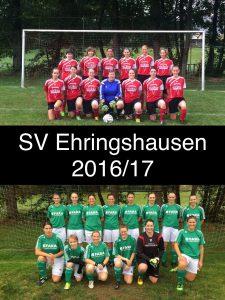 SVE-Frauenteams